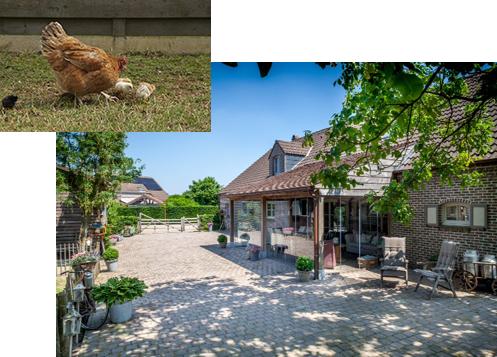 Gezellige vakantiewoning Bocholt